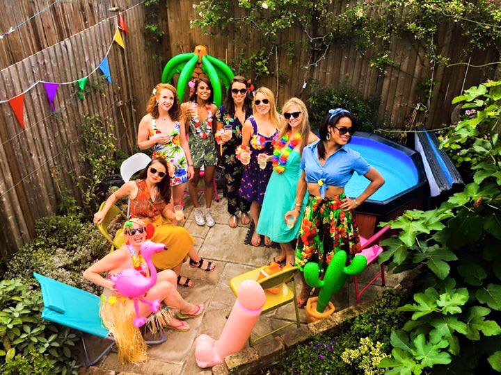 hot tub party hire by south east hot tubs