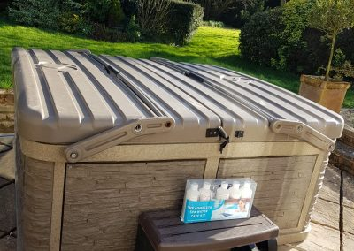 hot tub closed by south east hot tubs hire