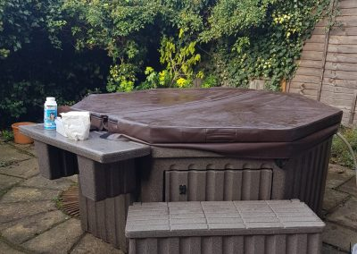 Outdoor London Kent south east England by south east hot tubs